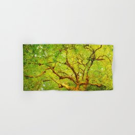 Golgotha Tree Hand & Bath Towel