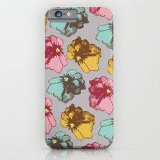 Photographic Florals iPhone 6s Slim Case