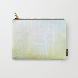 Soft beautiful pastel bokeh lights graphic hipster abstract light background art print Carry-All Pouch