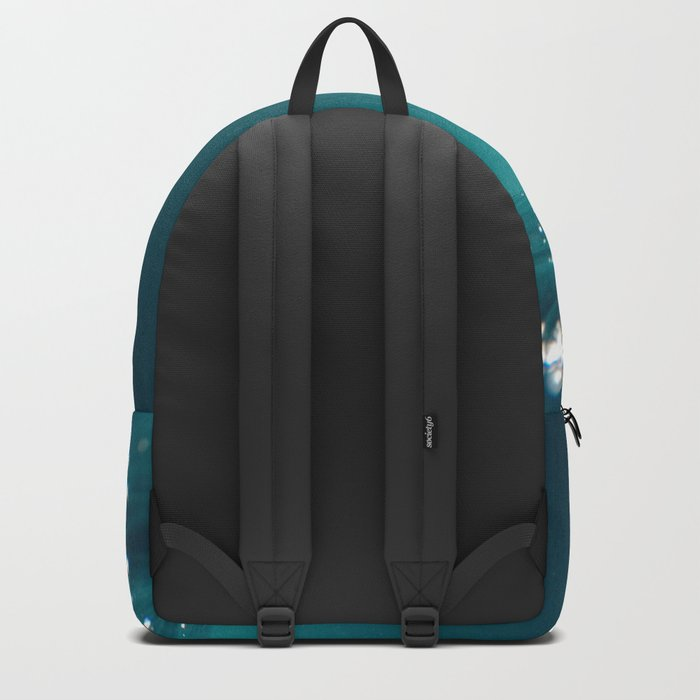 Submerged Backpack