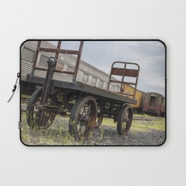 Let's carry each other through this journey Laptop Sleeve