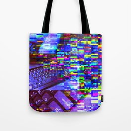 Obsolete. Tote Bag