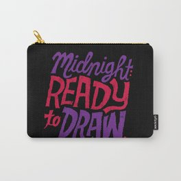 Midnight: Ready to Draw Carry-All Pouch