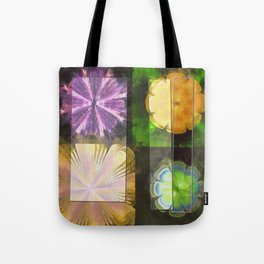 Feaster Truth Flower  ID:16165-131553-09981 Tote Bag