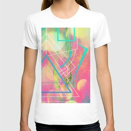 Concentric Surrealism T-shirt