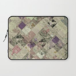 Abstract Geometric Background #25 Laptop Sleeve