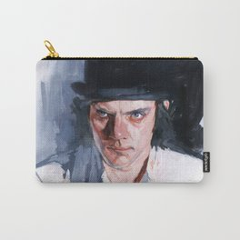 Malcolm McDowell Carry-All Pouch