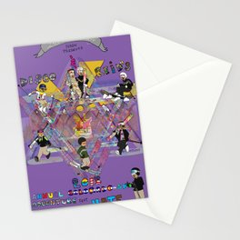 Disco & Reid's 2013 Annual CO ski adventure feat Nate Stationery Cards