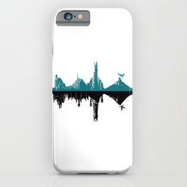 Middle Hertz iPhone Case