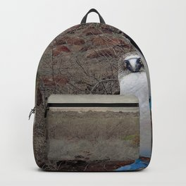blue is cool Backpack