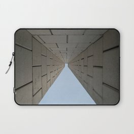 The high wall Laptop Sleeve