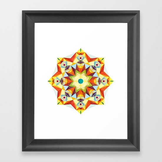 Dervish  Framed Art Print