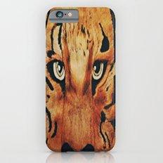Tiger Watercolor iPhone 6s Slim Case