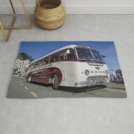 Great Orme bus Rug