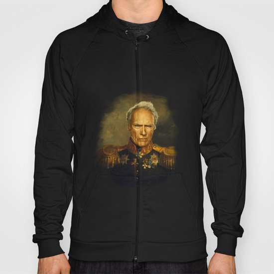 Clint Eastwood - replaceface Hoody