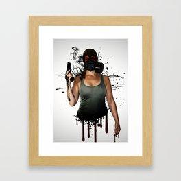 Bellatrix Framed Art Print