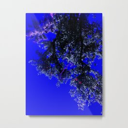 Hoola Tree Photography by Cecilia Lee Nature + Garbage Metal Print