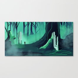 Column Canvas Print