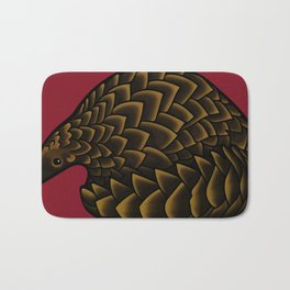 Pangolin Bath Mat