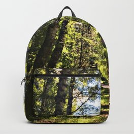 Tree opening Backpack