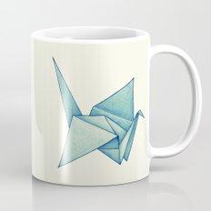 High Hopes | Origami Crane Mug