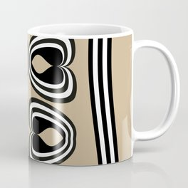 Psi Almond Buff Coffee Mug