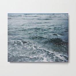 Arctic Waters Metal Print
