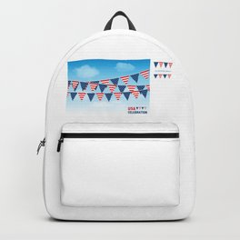 Presidents Day Backpack