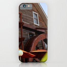 Johnson Mill iPhone Case