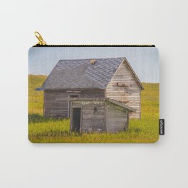 Outhouse, Greatstone Levey School, North Dakota Carry-All Pouch