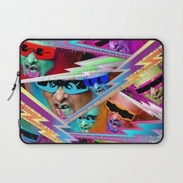 Punk For Life Laptop Sleeve
