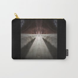 rorscach sablon brussels church Carry-All Pouch