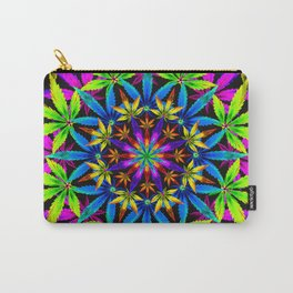 Stoners' Mandala 2 Carry-All Pouch