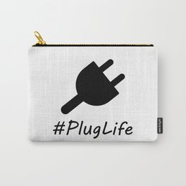 #PlugLife Plug Carry-All Pouch