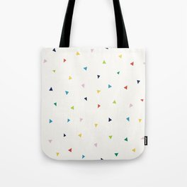 Cute Confetti Pattern Tote Bag