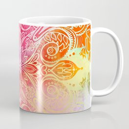 Mandala 01: Exuberance Coffee Mug