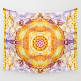 Mandalas from the Heart of Change 20 Wall Tapestry