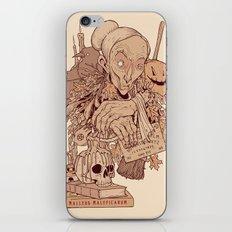 Black Magic iPhone & iPod Skin