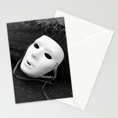 The Mask We Hide Behind VI Stationery Cards