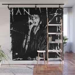 Ian Curtis 'Legend' Wall Mural