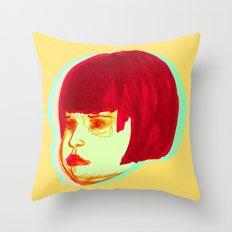 Lil' Trishins Throw Pillow