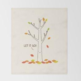 Autumn... Throw Blanket