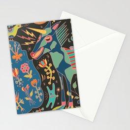 Unicorn Babble Stationery Cards