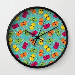 Paleta Party Wall Clock