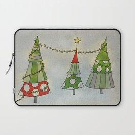 Christmas Tree Laptop Sleeve