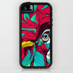 Rooster. Adventure Case iPhone (5, 5s)