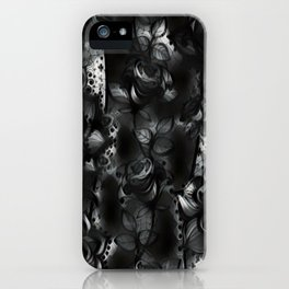 Gothic Lace iPhone Case
