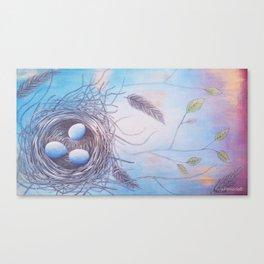 """Spring At Last"" Canvas Print"
