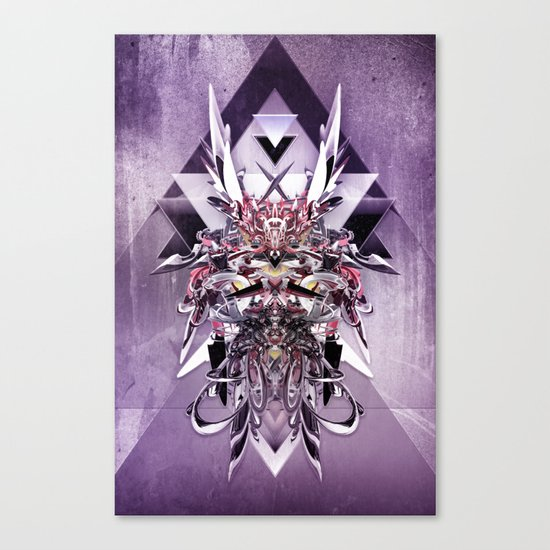 Armor Concept I Canvas Print