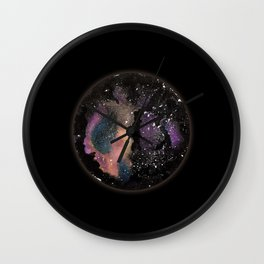Interspace Wall Clock